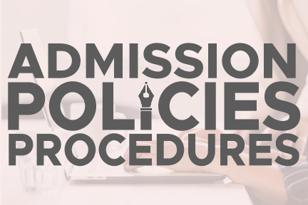 Admission Policies